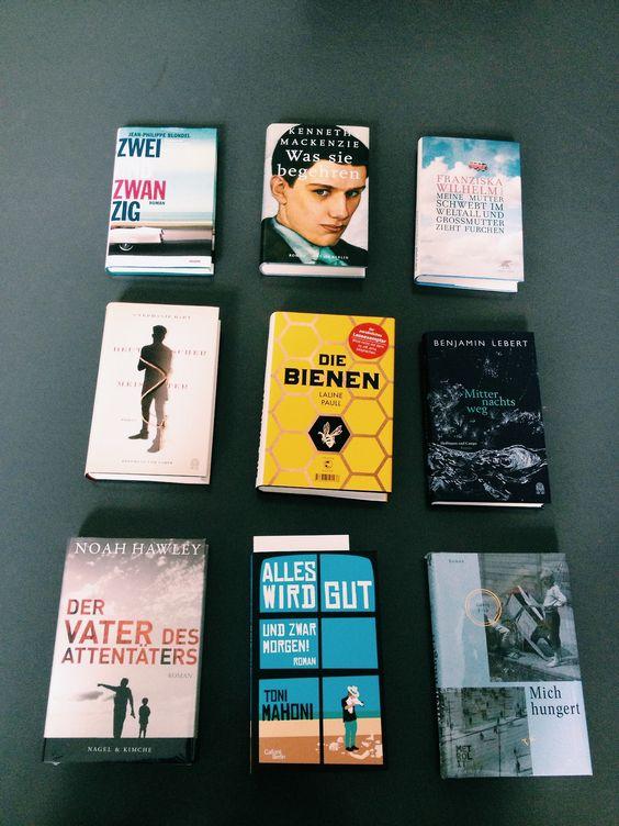 16/365 – 2001 hat der Berlin Verlag sein eigenes Taschenbuchprogramm gegründet und ich bin dafür bis heute sehr dankbar...