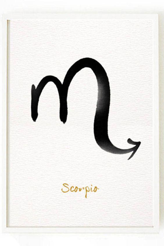 Horoscopes calligraphy and tattoo ideas on pinterest
