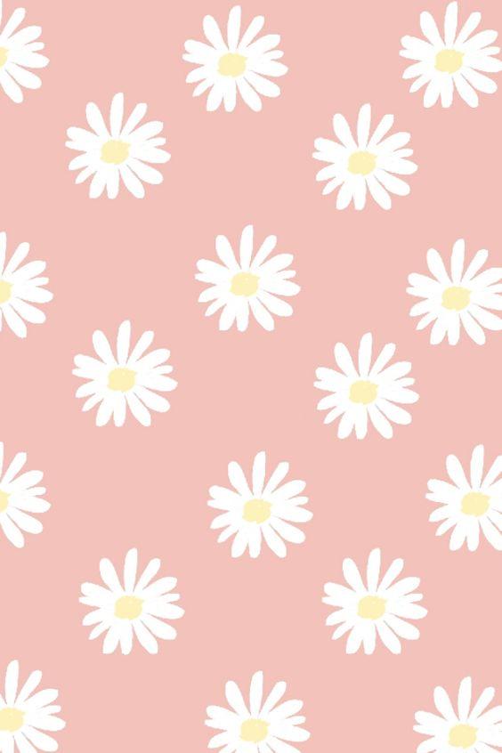 Ce design on ne peut plus printanier est certainement un projet simple et très en vogue! Astuce: Utilisez la peinture blanche du tube de pointe-fine pour pouvoir peindre vos marguerite par-dessus une couche de rose préappliquée!