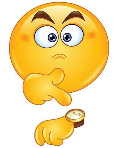 Pünktlichkeit ist eine Zier! Also bitte ernst nehmen und niemanden unnötig warten lassen. Nein, nein, nein! ⌚😎