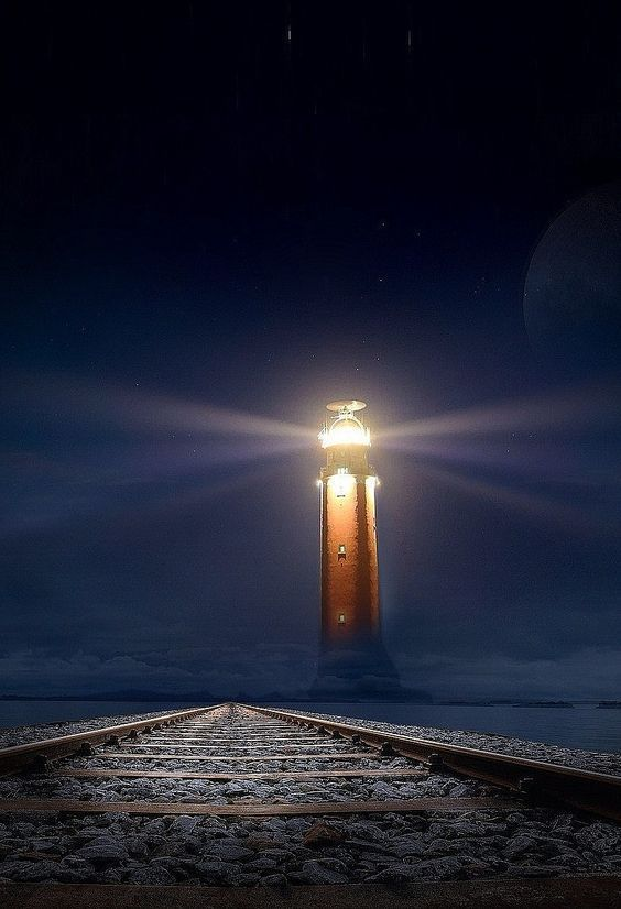 phare #lighthouse | Phare, Peinture de phare, Éclairage de maison