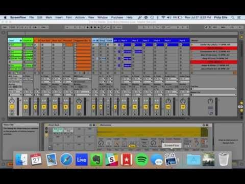 How To Customize Ableton Live S Click Track Sound Youtube Ableton Ableton Live Live