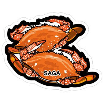 gotochi postcard saga crabe