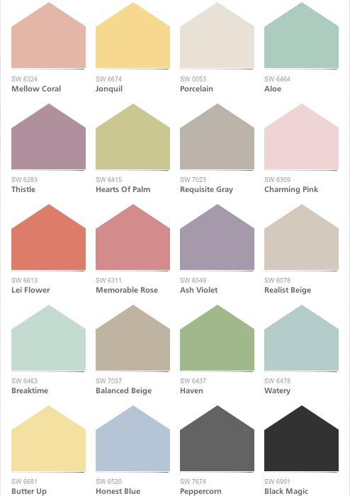How To Find Your Color Story Paint Giveaway Paint