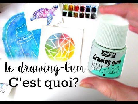 Le Drawing Gum C 39 Est Quoi Comment L 39 Utiliser Youtube