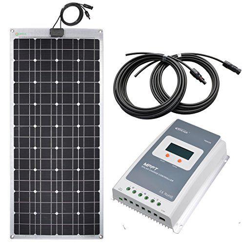 Solargreenhouse Rv Solar System Rv Solar Panels Solar Kit