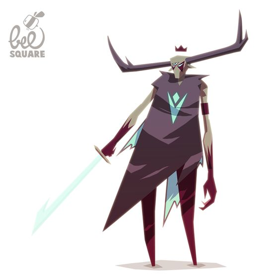 Zinkase - Pablo Hernández: More character design for video game