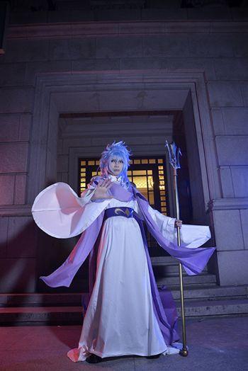 Poseidon / Julian Solo by: 羽賀蛍, Japanese Cosplayer - Site - http://en.curecos.com/profile/?ch=85929