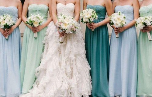 Brautjungfernkleider | Brautkleidershow - Günstige Brautkleider & Hochzeitsidee