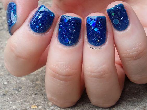 KBShimmer I Got a Crush on Blue
