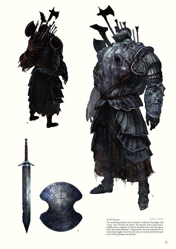 Dark Souls Character Design Process : Pinterest the world s catalog of ideas