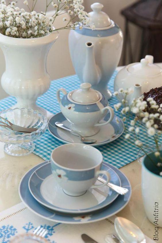 mesa de café da manhã-4 como receber em casa decoração mesas: