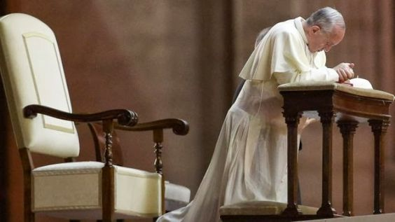 """""""Jesús quiere una Iglesia libre, no una Iglesia rígida"""" Francisco"""