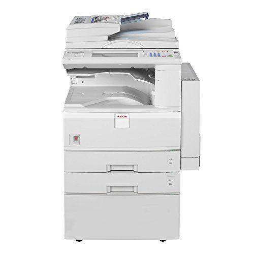 Ricoh Aficio Mp 3500 A3 Monochrome Copier Printer Scanner Https