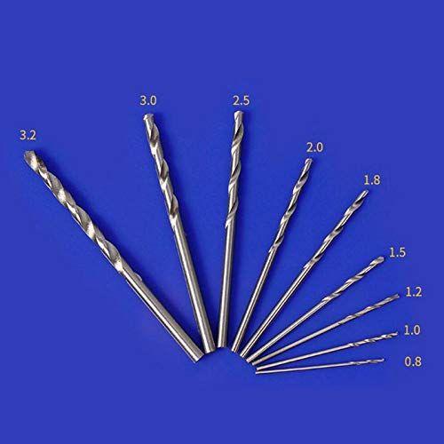 High Speed Steel Cobalt Drill Bits Set Twist Drill Bit 2mm