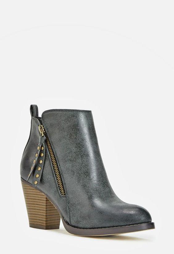 Madalena Schuhe in Grau - günstig kaufen bei JustFab