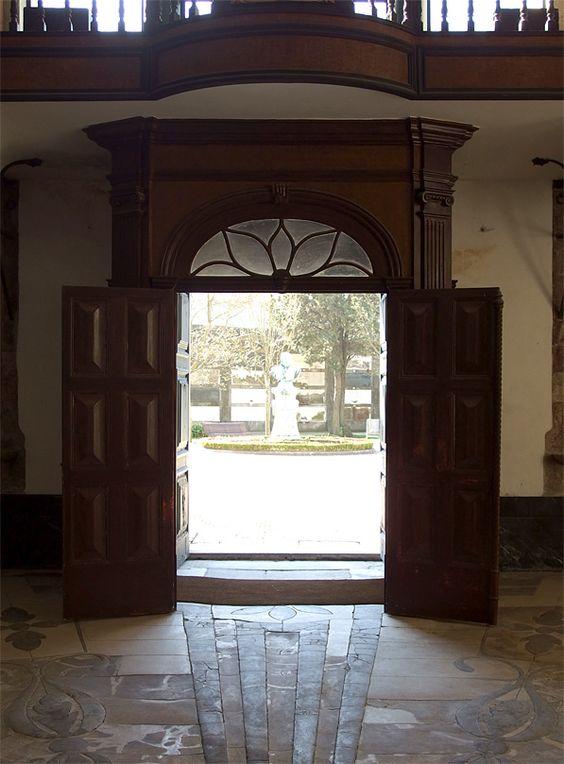 Capela Prado Repouso Interior