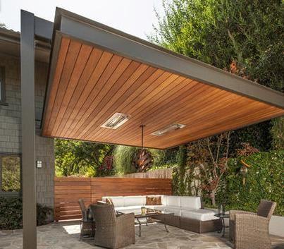 Techo movil arquitectura pinterest for Techos de terrazas modernas