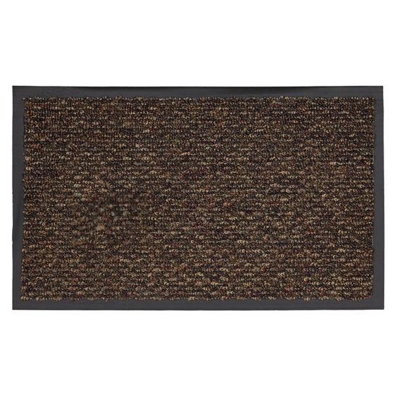 """Mohawk Home Walk Off Doormat - Brown (1'.5""""x2'.5"""")"""