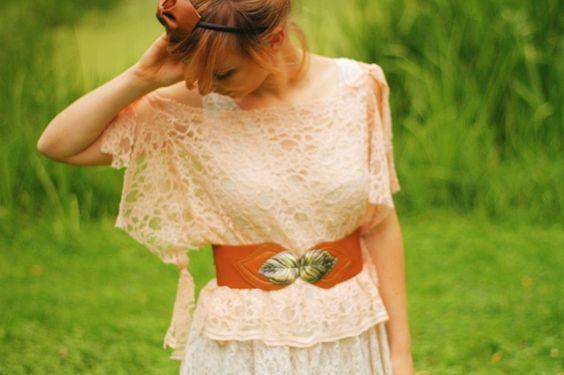 mydearlove: lace nshirt DIY (ohne Nähen!) tutorial.use google translate for english text