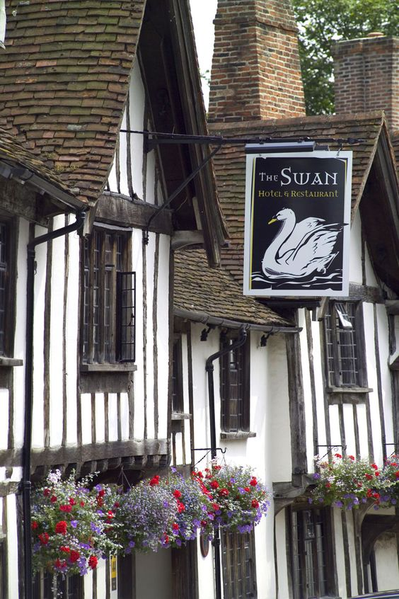 Often revered as England's Best-Kept Medieval Village, Lavenham ticks all the boxes. Ancient half-timbered merchants' houses hang over winding streets, now populated with enticing gift shops and tea rooms, as well as fine restaurants such as The Great House and the 800-year-old Swan Hotel.  #RePin by AT Social Media Marketing - Pinterest Marketing Specialists ATSocialMedia.co.uk