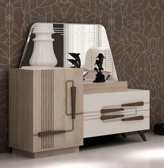 Simetri Yatak Odası