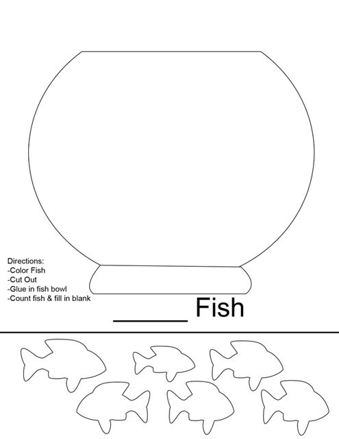 Preschool Worksheets Best Coloring Pages For Kids Preschool Lessons Preschool Lesson Plans Fish Crafts Preschool Aquarium worksheets kindergarten
