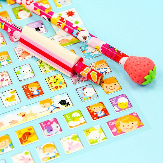 Did You Receive This Months Kawaii Box Already  E C A Which Was Your Favorite Item