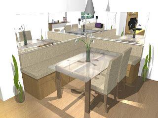 minha nova casinha: Sala de Jantar