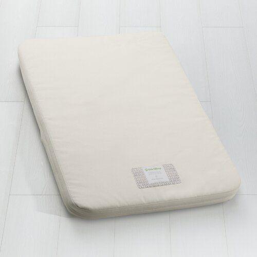 The Little Green Sheep Organic Waterproof Mattress Protector Single Bed Size