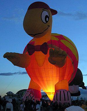 Balloon fiesta :D