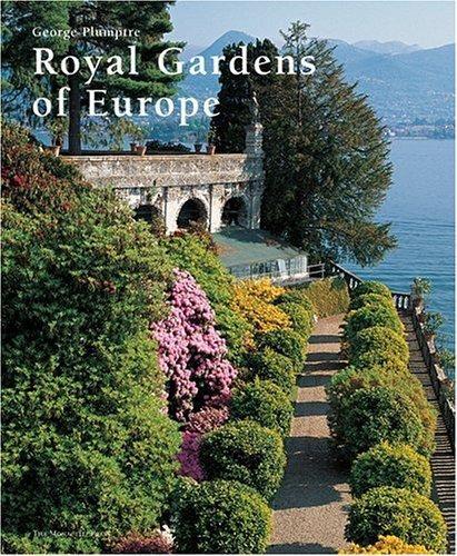 literatura obcojęzyczna dla pasjonatów: Royal Gardens of Europe