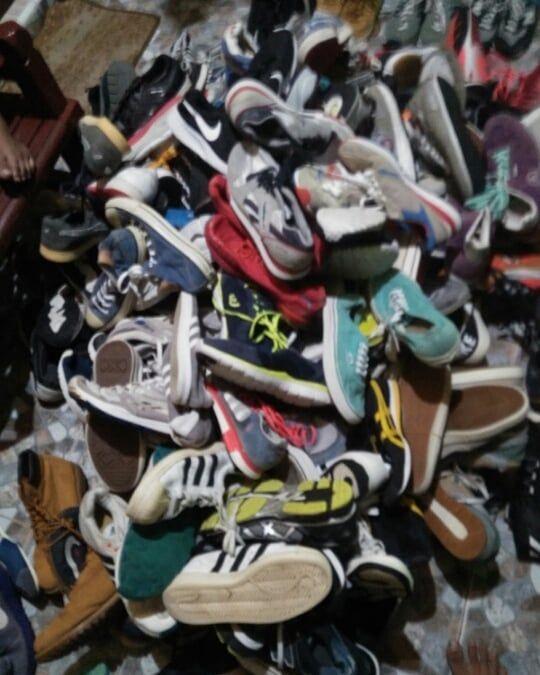 Slow Respond Ya Boss Yang Mau Tanya Seputar Sport Sneakers