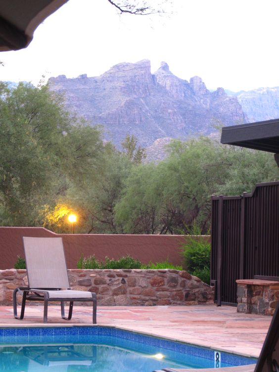 Relax-Canyon Ranch Tucson