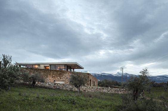 Casa Zgharta / platau