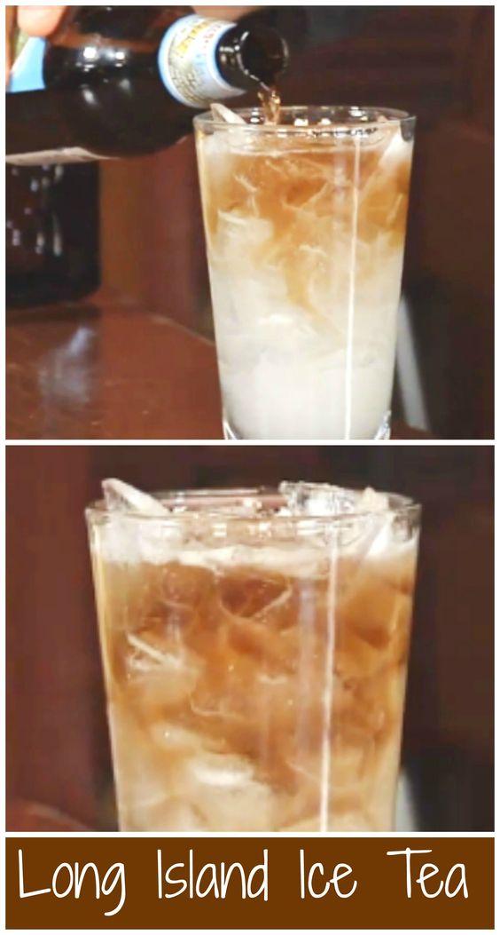Long Island Ice Tea, a classic TGIF kind of drink. http://www.ifood.tv/recipe/long-island-iced-tea-0