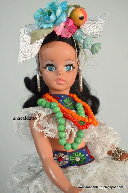 vintage doll / 1971: