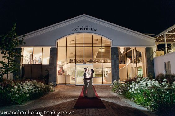 Stellenrust Wedding Venue Western Cape Wedding Venues