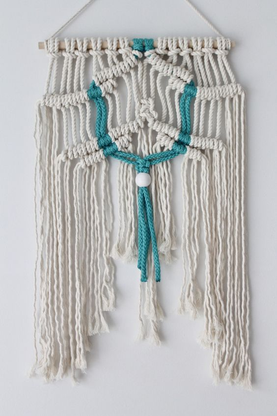 'Revive' Macrame Wall Hanging