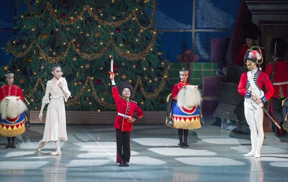 The Royal Winnipeg Ballet's uniquely Canadian Nutcracker