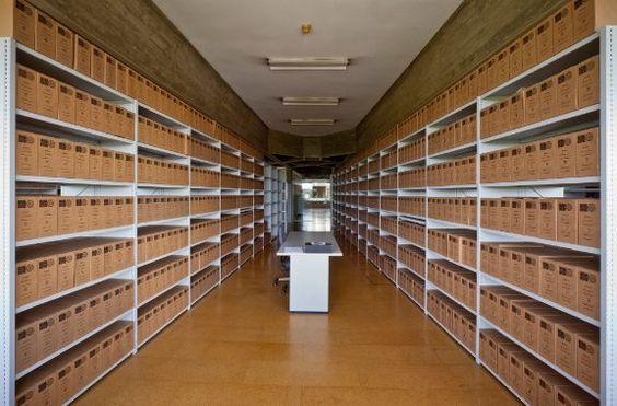 Depósitos del Archivo del Instituto del Patrimonio Cultural de España (IPCE)
