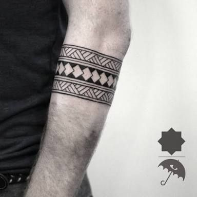 Image Result For Geometric Tattoos Arm Bands Maoritattoo In 2020 Band Tattoo Designs Arm Band Tattoo Leg Tattoos