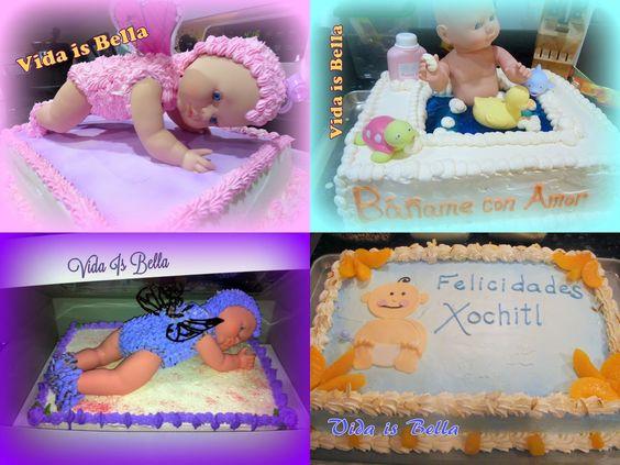 La Vida es Bella: Cakes ~ Pasteles