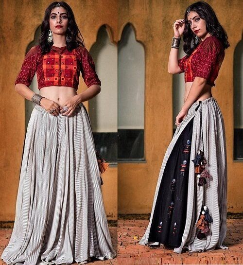 Ghagra Choli Blouse Design Images