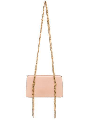 Chain Strap Calfskin Bag