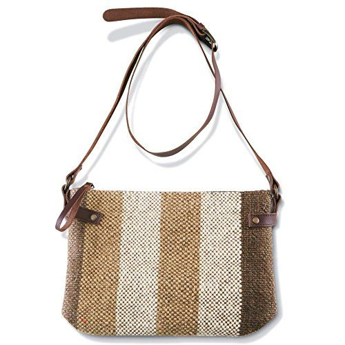 #cute #sweet The patterns and texture of traditional tapestry-weave kilim rugs are prized #around the world. Carry your own unique upcycled bag made of reclaimed...