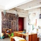 An Eclectic Brooklyn Loft With the Perfect High-Low Mix