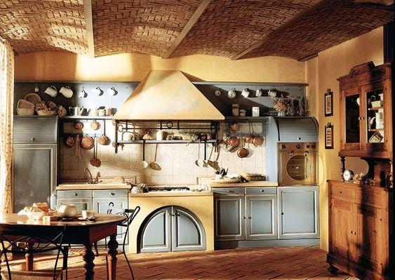 Landhausküche DORIA Küchen Pinterest - landhauskchen mediterran