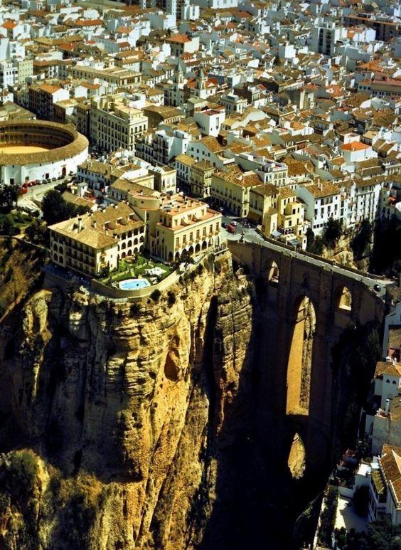 Ronda una de las ciudades m s bonitas de andaluc a - El mundo andalucia malaga ...