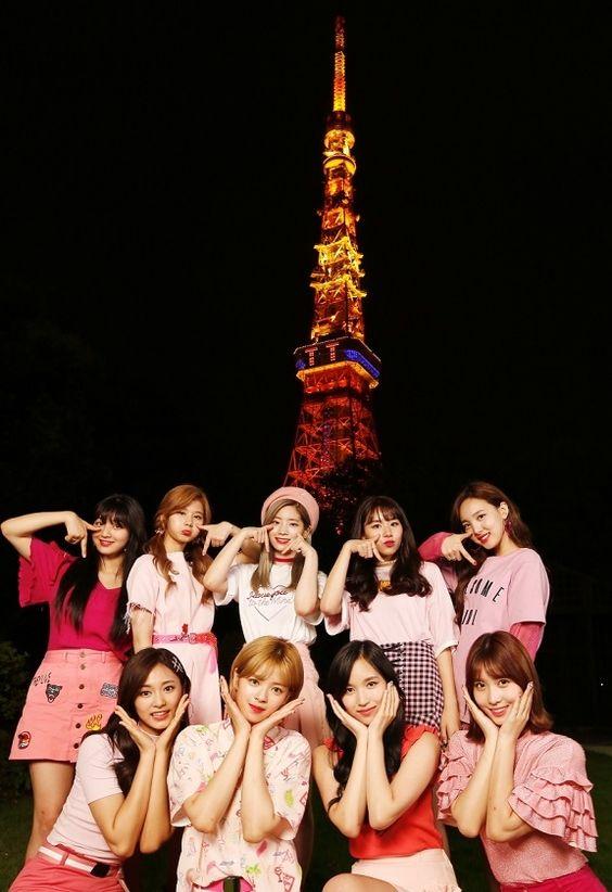 東京タワーTWICE。